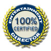 Certified Entertainment Director